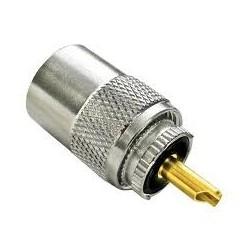 Conector PL MAcho para RG-58