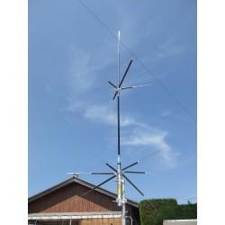 Antena Base multibanda  CHA-88B