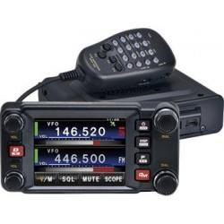 Emisora VHF/UHF bibanda Yaesu FTM-400D