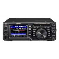 Transceptor HF-VHF-UHF y 50 Mhz. Yaesu FT-991