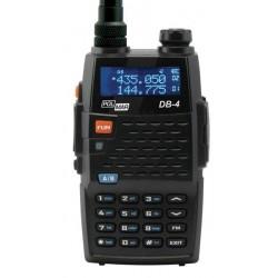Walkie VHF/UHF bibanda Polmar DB-4